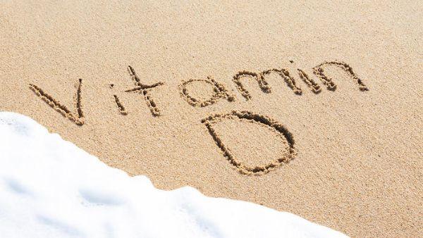 Vitamin D im Winter und vorher am Strand im Urlaub