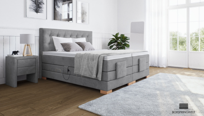 Qual é a altura das camas com colchão de molas e qual é a altura da cama ideal para um quarto moderno e minimalista