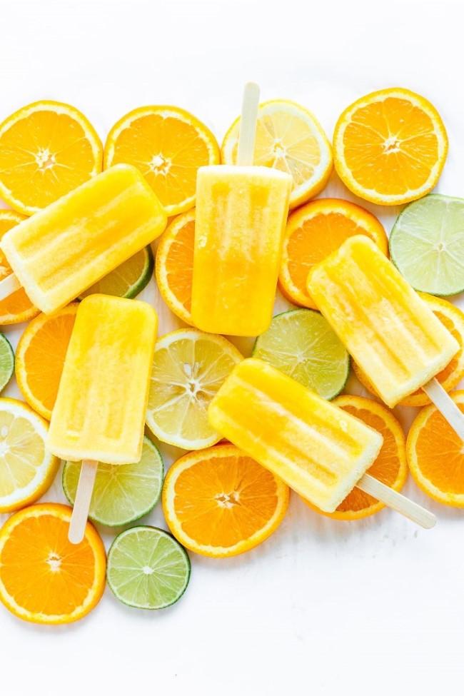 Zitroneneis ohne Eismaschine – 3 erfrischende Rezeptideen und Tipps stieleeis ideen