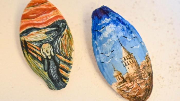 basteln mit kuerbiskernen kunst