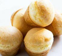Brötchen aus nur 3 Zutaten glutenfrei backen – so einfach geht das!
