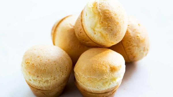 cupcake form brötchen backen ohne gluten