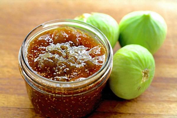 feigen gesund marmelade selber zubereiten