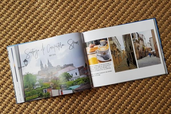 fotobuch gestalten reise schöne erlebnisse bewahren