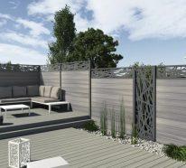 Darum ist WPC-Zaun die bessere Alternative für Ihren Gartenzaun