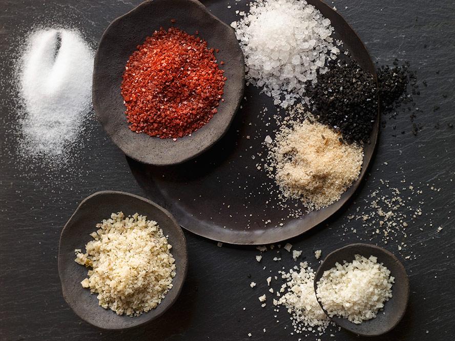 gesund essen Salz essen