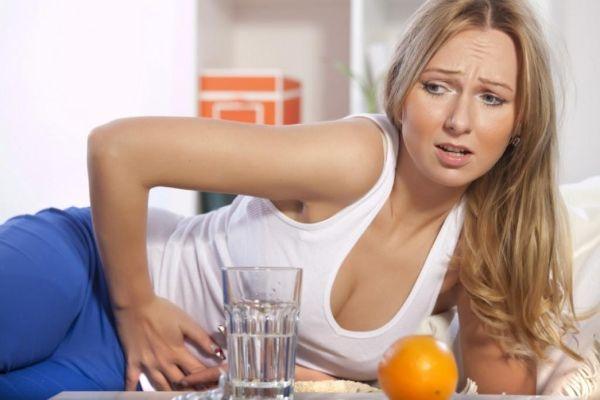 gesundes Leben straffer Bauch