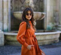 Herbstkleider 2021- Die Begegnung zwischen  Sommer und Herbst