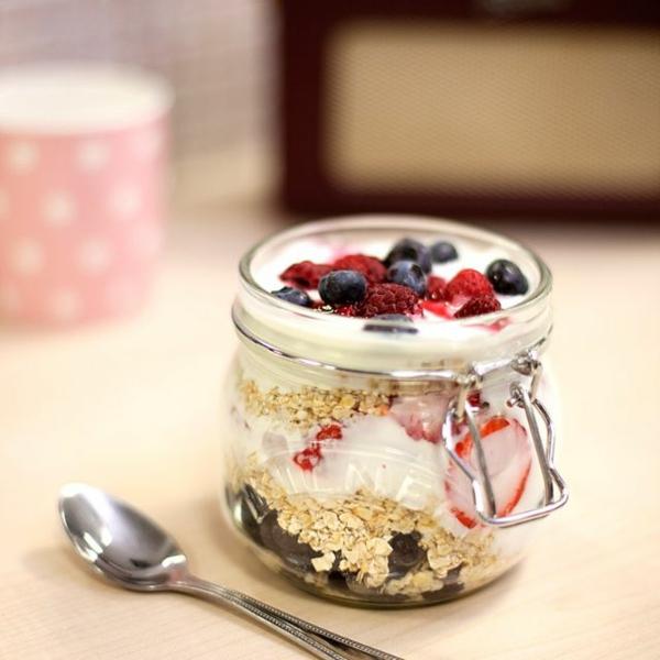 overnight oats rezept frühstück
