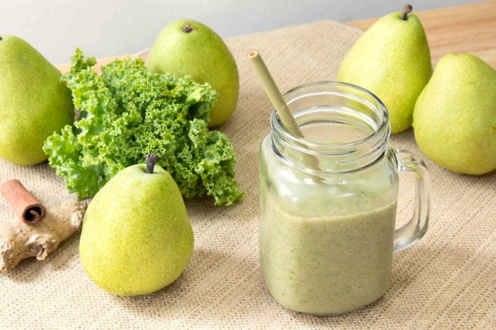 rezepte mit birenen saisoanl gesunde getränke
