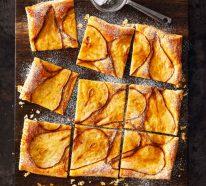 Rezepte mit Birnen- das saisonale Kochen winkt zu