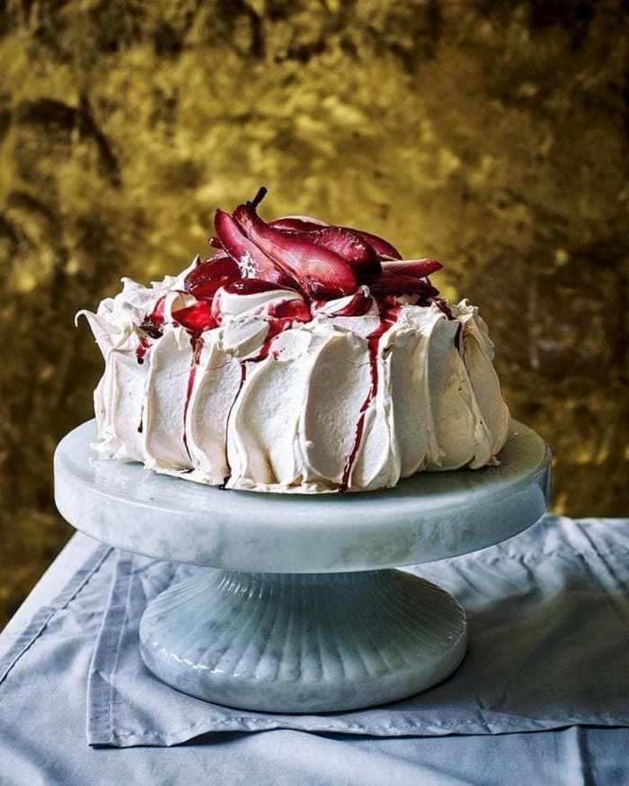 rezepte mit birenen saisoanl kochen torte