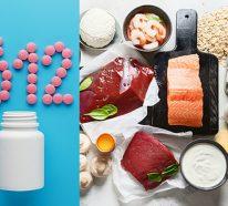 Vitamin B12 Mangel: Ursachen, Symptome und Maßnahmen, die dagegen helfen können