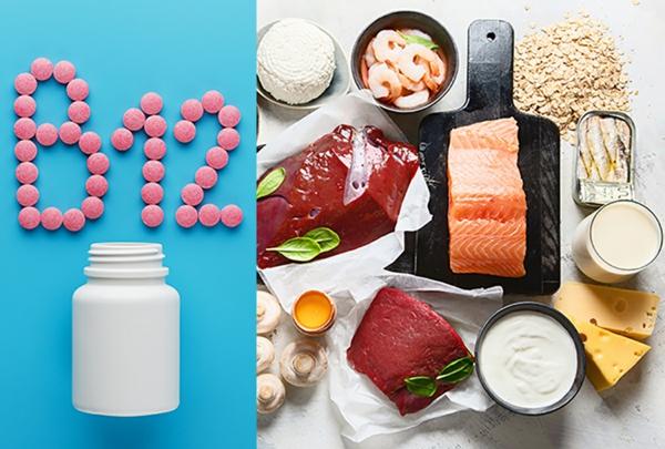 vitamin b12 mangel erkennen