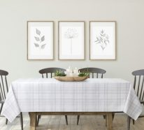 Die Wachstuch Tischdecke – eine gute Lösung für drinnen und draußen