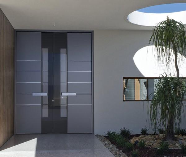 Designer Haustüren – wichtige Kaufkriterien und andere Tipps für Hausbesitzer moderne türen aluminium