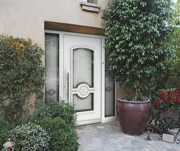 Designer Haustüren – wichtige Kaufkriterien und andere Tipps für Hausbesitzer rustikale designs weiß modern