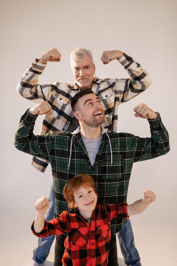 Geschenk für Opa basteln mit Kindern – liebevolle Ideen und 2 einfache DIY Anleitungen großvater ideen foto