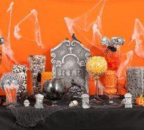 Halloween Buffet – Deko Ideen und Tipps für eine tolle Gruselparty