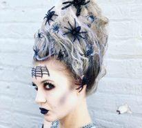 Halloween Frisuren Ideen und Tipps für ein gelungenes Grusel-Outfit