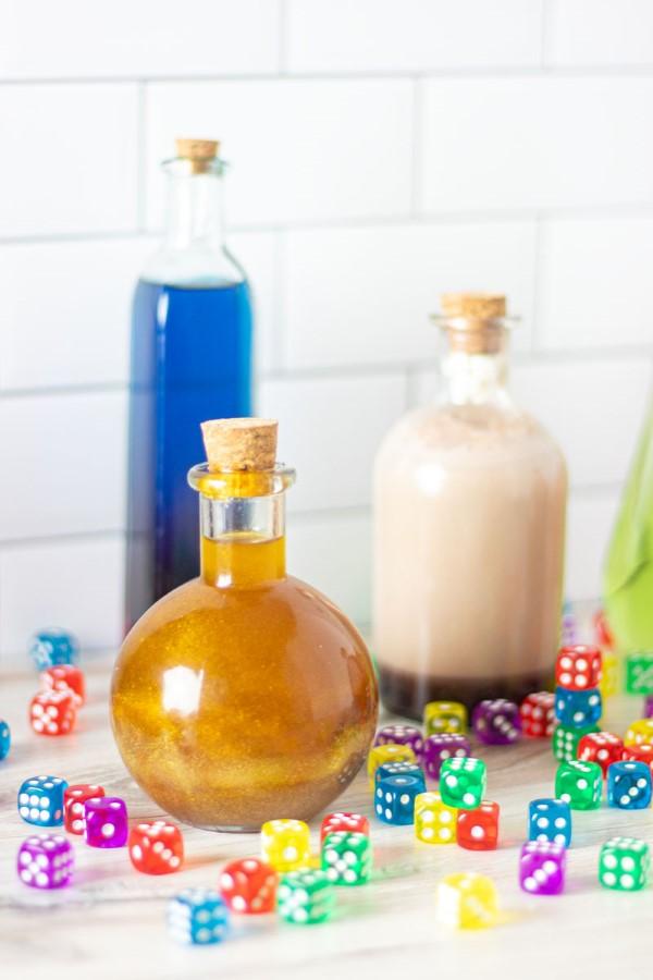 Halloween Getränke – 3 alkoholfreie Rezeptideen für eine tolle und nüchterne Party zauberei hexen getränke