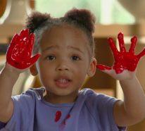 Mit Kindern basteln: 8 Bastelideen für Kleinkinder im Alter von 2-3 Jahren