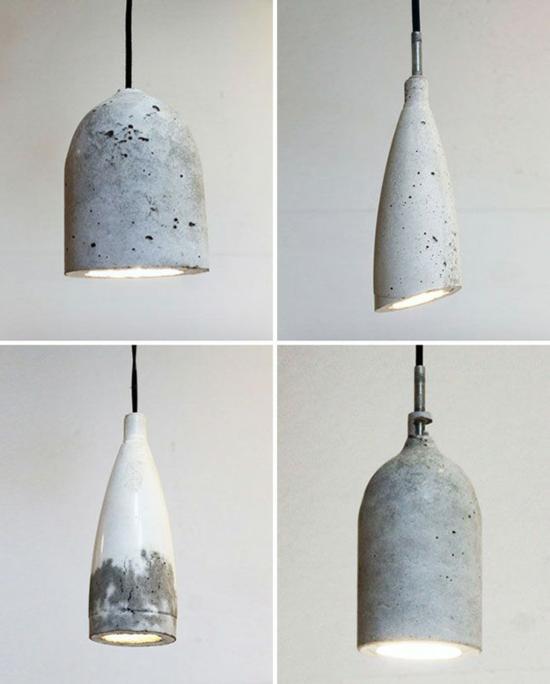 lampenschirm basteln aus gips
