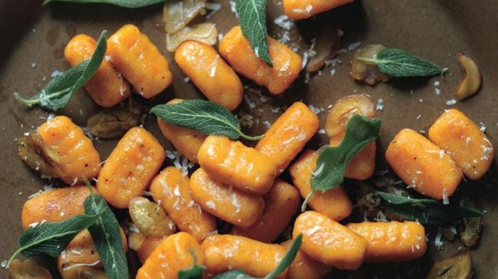 maronen rezepte kandierte maronen italienisch gnocchi