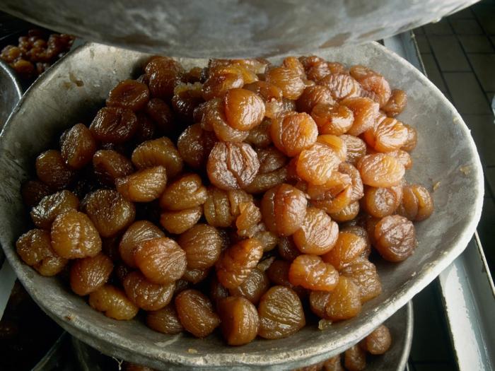 maronen rezepte kandierte maronen italienisch