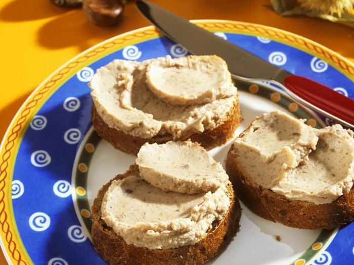 maronen rezepte kandierte maronen und kuerbis creme