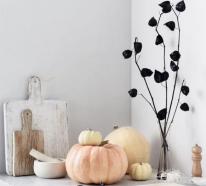 Minimalistische Halloween Deko Ideen – so feiern Sie stilvoll das Gruselfest