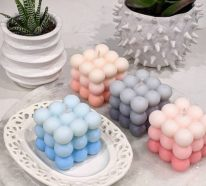 Bubble Candles selber machen: Einfache Anleitung – super Effekt!