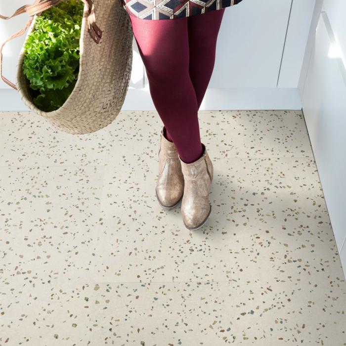 vinylboden küche baige