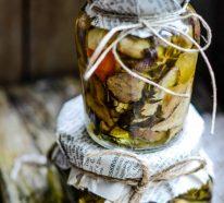 Waldpilze bestimmen und zubereiten- saisonale Rezepte im goldenen Oktober