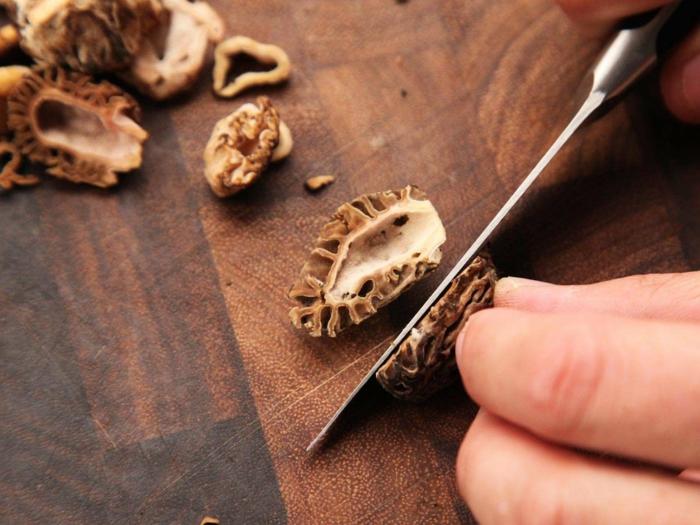 waldpilze herbstrezepte speisemorchel richtig zubereiten